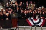 Pres. Bush speaks