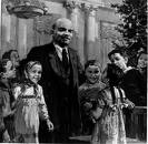 Lenin with children