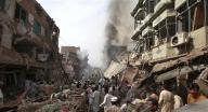 Peshwar bombing