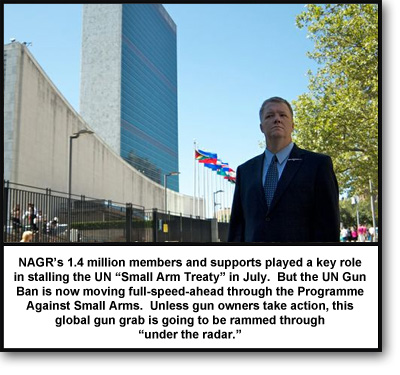 Obama Admin To Join United Nations Gun Ban | Why It Matters
